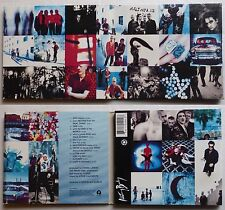 U2 ACHTUNG BABY CD Album DIGIPACK USA Made in 1991