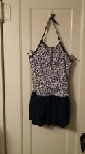 Lands End Girls Dance/Gymnastics Dress Size 10