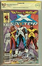 CBCS (not) CGC X-Factor 23, 26, 30, 31, 35, 36, 38,  53 Signed - Pick Your Issue
