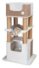 Katzen Kratzbaum Lucano Trixie Höhe 110 cm weiß / taupe