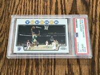 2008-09 Topps Chrome Kevin Durant PSA 10 Gem Mint #156 2nd Year