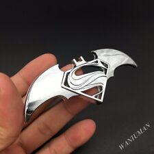 Metal Batman Vs Superman Dawn of Justice Car Emblem Badge Sticker Honda