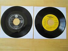 (2) Elvis Presley 45rpm records:  Surrender/Lonely Man (GB), I Gotta Know Canada