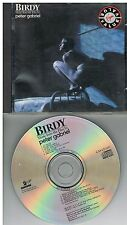 Peter Gabriel ‎– Birdy (Music From The Film By)  CD Album 1985