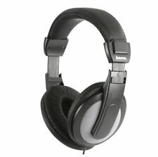 Hama TV Hi-Fi Headphones Over Ear Stereo  Long Lead 6M Cable With Volume Control