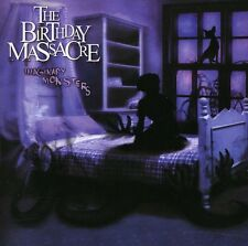 The Birthday Massacre - Imaginary Monsters [New CD] Jewel Case Packaging