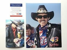 Richard Petty Classic! signed Nascar 8x10 photo PSA/DNA cert PROOF!!