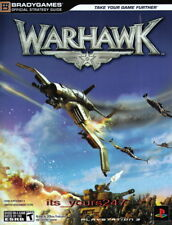 Warhawk - offiz. Lösungsbuch | englisch | NEU