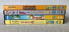Bundle 4 Disney's DVD: Lilo&Stitch 2, Sofia The First, Duck Tales & more