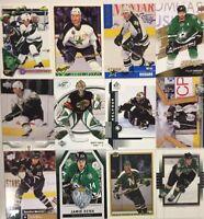 DALLAS STARS/NORTH STARS 50 Different Card Team Lot MODANO BENN + 1990-2015
