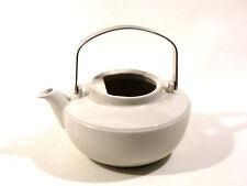 Arabia Saaristo Finnland graue Keramik Teekanne ohne Deckel Ersatzteil