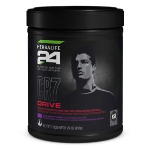 Herbalife 24 CR7 Drive: Acai Berry 29 Oz FAST SHIPPING USA