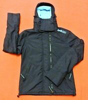 Ladies/girls Superdry hooded Arctic Windcheater Jacket navy Small  8-10