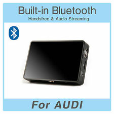 Bluetooth MP3 CD Changer Adapter + USB AUX Extension Cable for Audi A3 TT 07-12