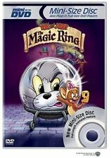 Tom and Jerry: The Magic Ring (Mini-DVD, 2001, Full Screen) Ships in 12 hours!!!