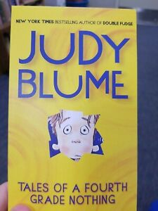 Tales of a Fourth Grade Nothing by Judy Blume (2004, new Paperback)