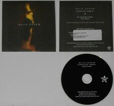 David Lynch  Good Day Today, I Know   U.S. promo cd  card cover