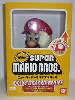 SUPER MARIO BROS DESKTOP SOFBI SERIES 30 CM LIMIT. ACTION FIGURE BANDAI NINTENDO