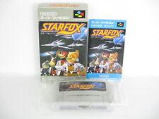 STAR FOX Super Famicom Nintendo Japan Game sf