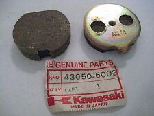 KAWASAKI KZ1000/KZ750/KZ650/LTD/CUSTOM REAR BRAKE PAD SET NOS!