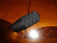 Silverback Air Soft Bolt Knob Knurled Black 3/4 x 1 3/4 x 8mm 1.25 Thread