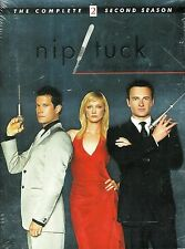 Nip/Tuck ~ The Complete Second Season ~ New Factory Sealed 6-Disc DVD Box Set WS