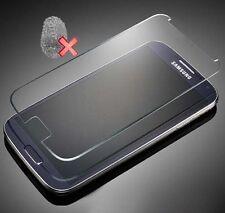 3x lámina protectora de pantalla anti dedo huella para blackberry 8520 nuevo