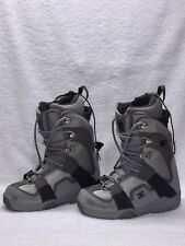 "Snowboard Boots ""DC"" Brand Shoes Women's                 Lt Gray/Gray/Charcoal"