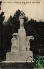 CPA Vienne- Monument de Michel Servet (667606)