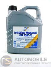ACEITE DE MOTOR SAE 10w40 Gasolina Diesel 1x 5 Litros cartechnic
