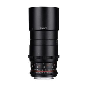 Rokinon Cine DS 100mm T3.1 Telephoto Macro Cine Lens for Sony E Mount