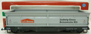LGB 41613 LG Beton Manual Unloading Gondola LN/Box
