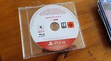 INCREDIBLY RARE - Playstation 4 (PS4) - GTA 5 (Grand Theft Auto V) - Promo Disc