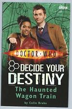Doctor Who Decide Your Destiny 8 The Haunted Wagon Train 2007 1st Paperback Good