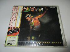 BOBBY McFERRIN MEDICINE MUSIC Japan Import OBI Strip 1990 EMI Japan NEW