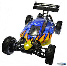 Rc Auto HSP Planet Offroad Buggy Brushless 4WD 2,4GHZ 11,1V Lipo 80A Regler RTR