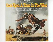 CD ENNIO MORRICONEonce upon a time in the westGERMAN EX+ (A2280)