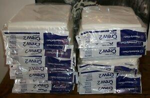 1000 Kimberly-Clark Kimwipe Dry Wipers 9x9 White 50/Bag 20/Case Cleanroom Wipes