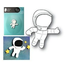 Astronaut metal die cut Astro Suit Memory Box cutting dies 99973 spaceman