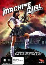 The Machine Girl (DVD, 2009) CLOSE TO NEW