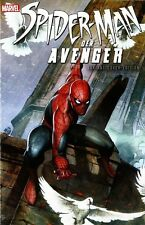 SPIDER-MAN Der Avenger #2 (deutsch) ADI GRANOV-Variant  lim.444 Ex. COMIC ACTION