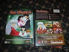 "JAPANESE MANGA/ANIME INUYASHA ""The Most Dangerous Confession""VOL44 EP130-132 DVD"