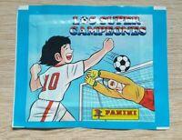 Panini 1 Tüte Los Super Campeones Captain Tsubasa Bustina Pack Sobre Pochette