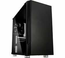 KOLINK CITADEL MICRO-ATX FULL TOWER STEEL TEMPERED GLASS PC CASE BRAND NEW