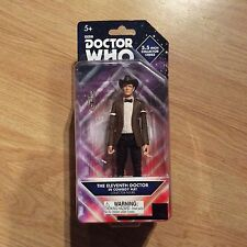 BBC DOCTOR WHO ELEVENTH DOCTOR COLLECTOR FIGURE 5.5 INCH ...WITH COWBOY HAT