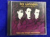 LA UNION EN CONCIERTO CD TREN DE LARGO RECORRIDO   SOLO EL CD1