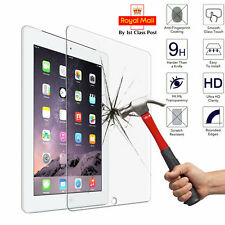 Premium Strong Quality Tempered Glass Screen Protector For Apple iPad Air 1 2