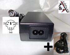 Bloc d'alimentation 12 V 5 V remplacement pour Fly Power fly36w-5-12r Pour Boîtier Disque 6pin #l