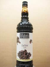 DiNatura Coffee Flavoring Syrup - Case of 6 bottles - 900 mL