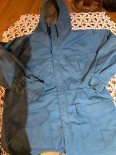 Frostline Kit Hooded Coat Parka Vtg 70s 80s Mens Tech Jacket Sz L